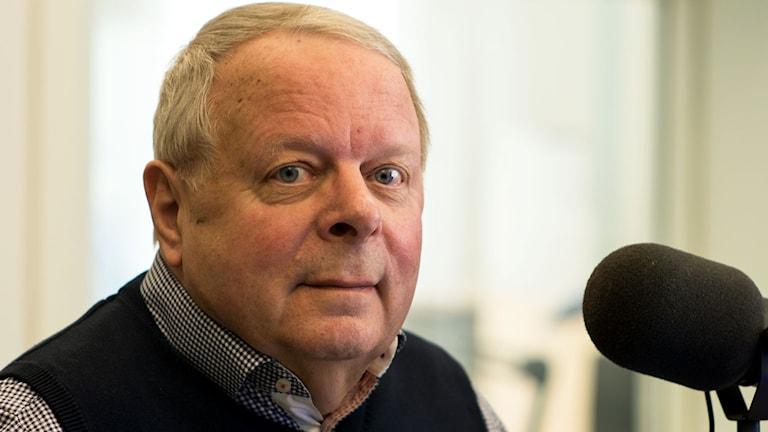 Jan-Åke Wendel, andre vice ordförande FUB Sverige