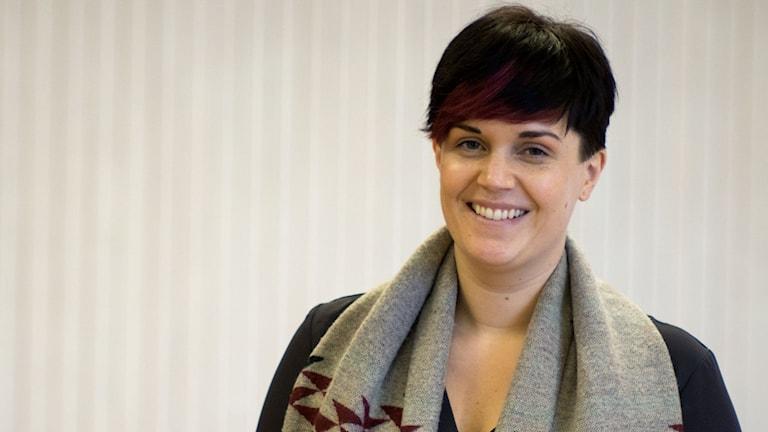 Maria Andersson, Trafik och service
