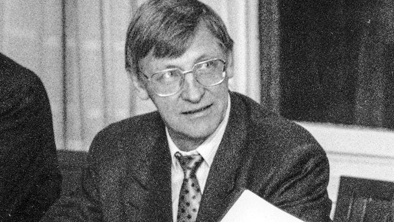 Nils Yngvesson (S), tidigare kommunalråd i Malmö. Foto: Krister Nordin/TT