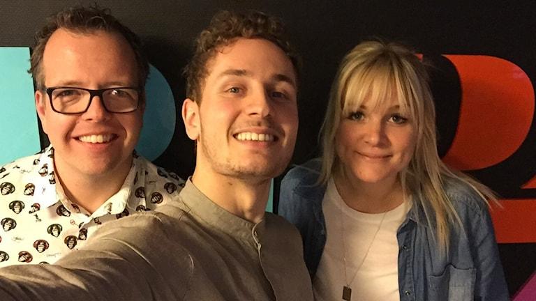 Erik, Anders, Zara