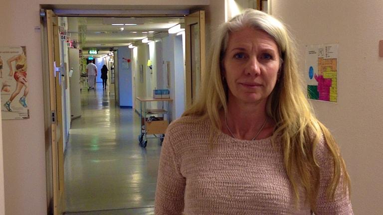 Janet Hultberg, verksamhetschef vårdcentralerna i Klippan och Ljungbyhed