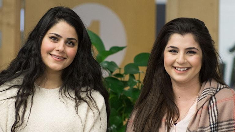 Lina Taha och Ragda Raisan