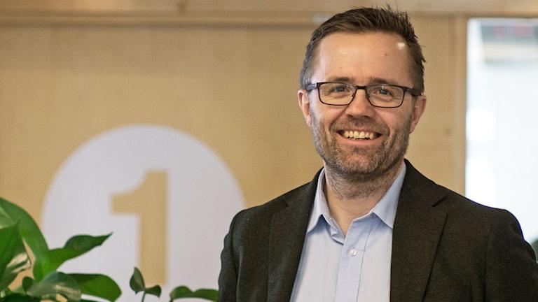 Jonas Kanje, chefredaktör HD