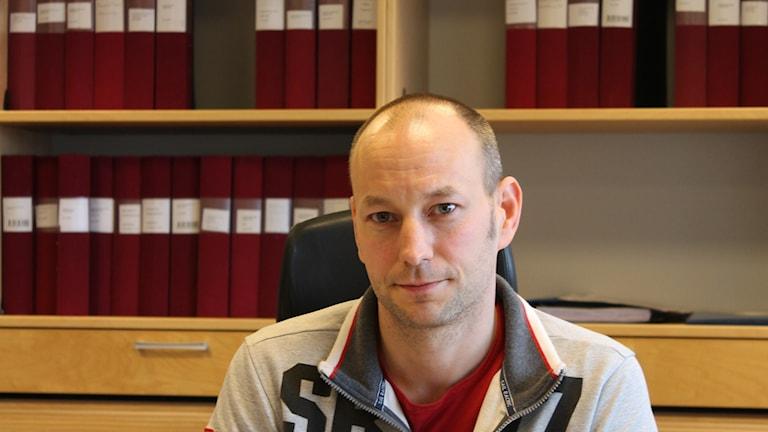Niklas Sigesgård, advokat och konkursförvaltare