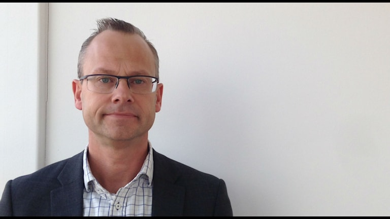 Sverigedemokraternas gruppledare i Region Skåne, Patrik Jönsson