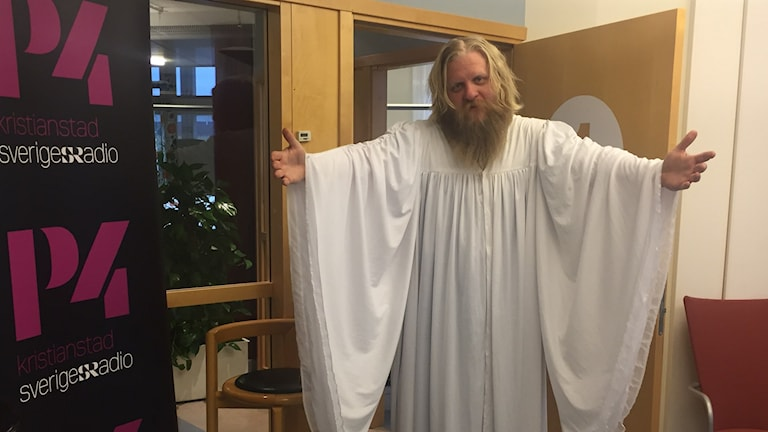Johan som Jesus