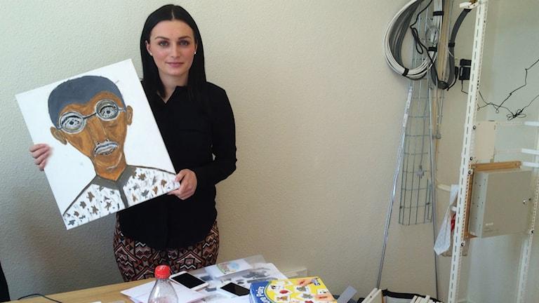 Almedina Kovacevic hoppas att arbetsgivare ska bli intresserade.