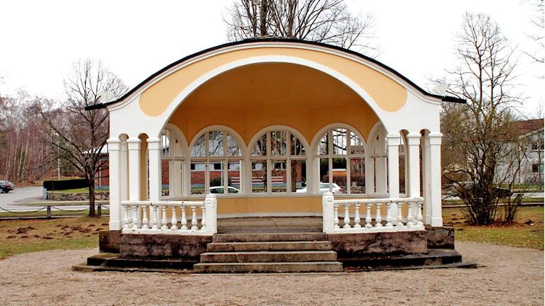 Musikpaviljongen i Hässleholm