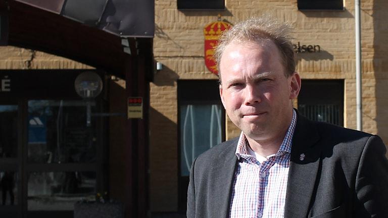 Henrik Kvennberg, handläggare för kameraövervakningsärenden på Länsstyrelsen i Skåne