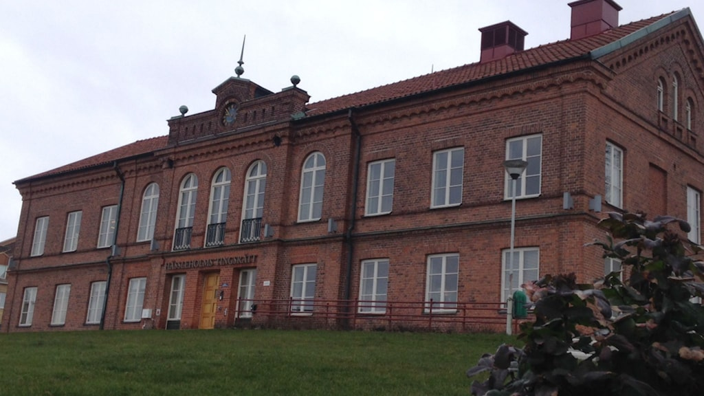 Hässleholms Tingsrätt foto 2016 efter ombyggnad