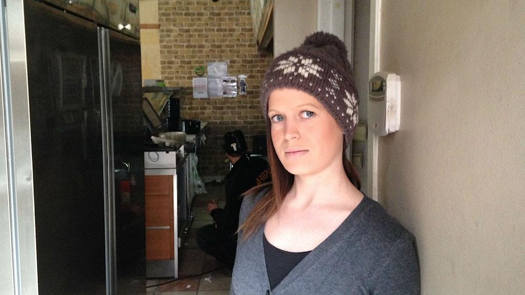 Emelie Norenfeldt, restaurangchef Subway