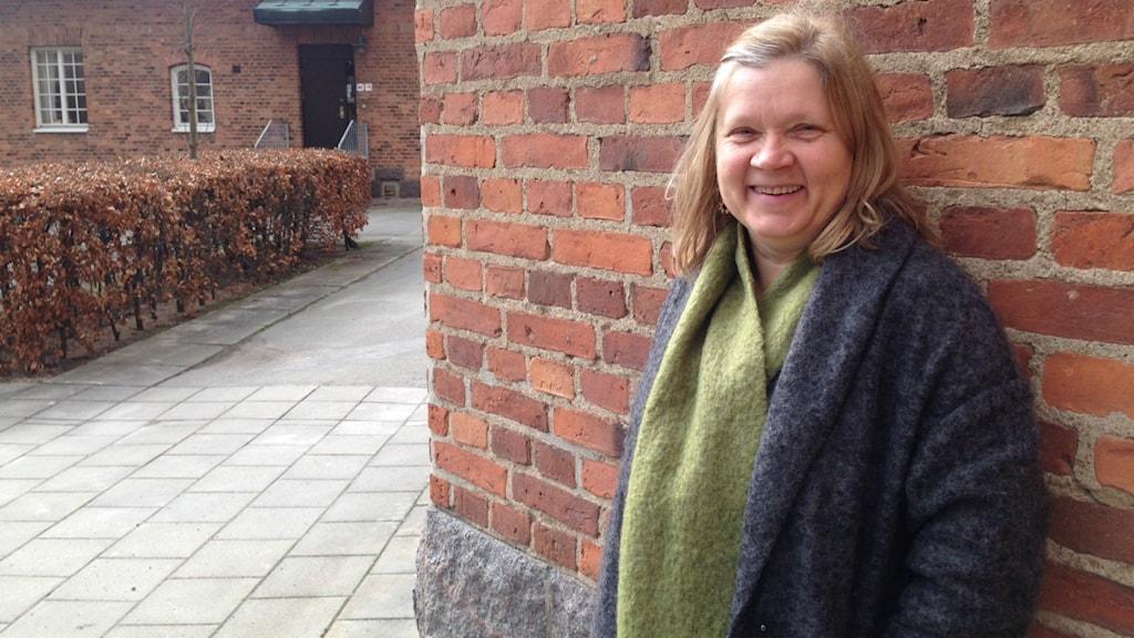 Sari Pekkola, programområdesansvarig för sociologi vid Högskolan Kristianstad.