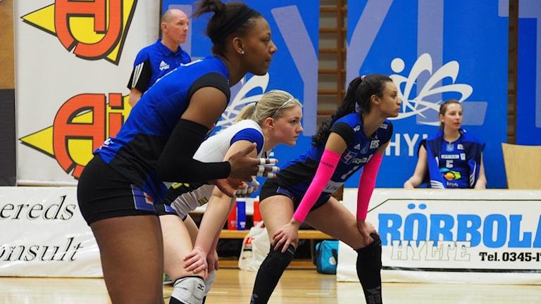 Spelare i Engelholms VS.