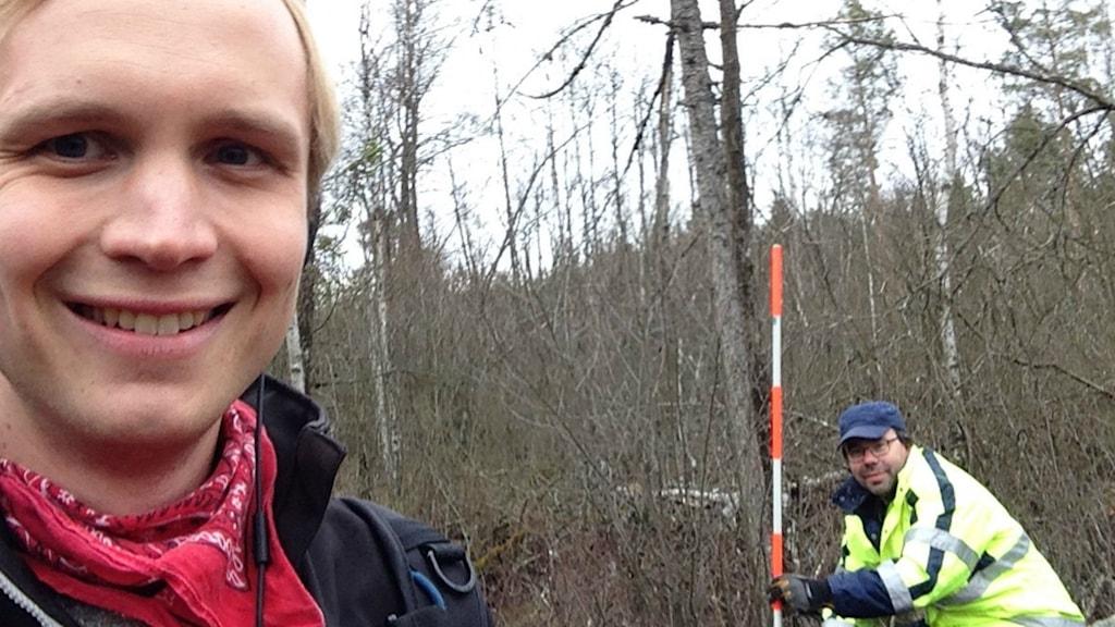 Adam Bergsten, rekordförsök