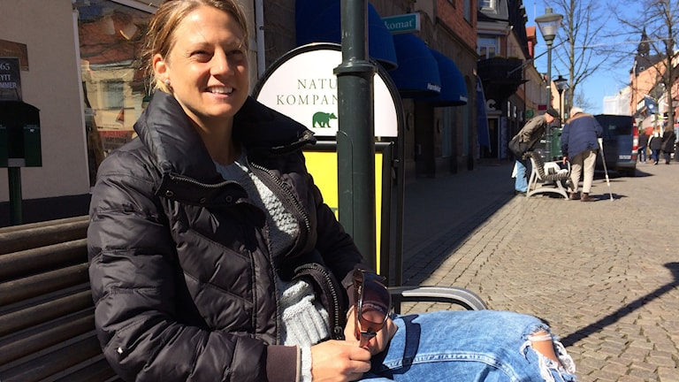 Therese Björck är en av damallsvenskans mest rutinerade spelare.