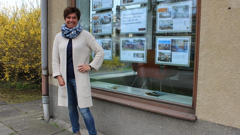 Carina Back fastighetsmäklare i Kristianstad
