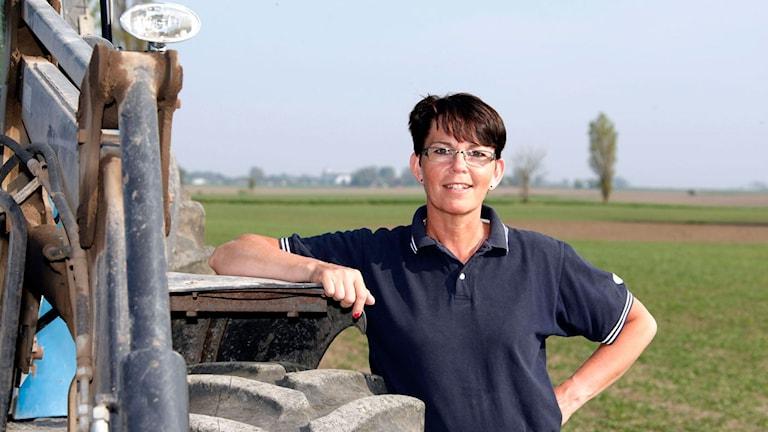 Marianne Andersson, ordförande för LRF Skåne