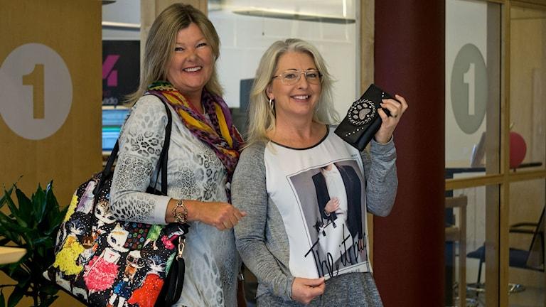 Susanne och Helene #crazycatladies