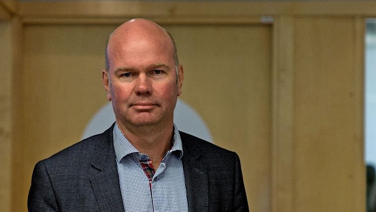 Koncernchef Lars Dahl