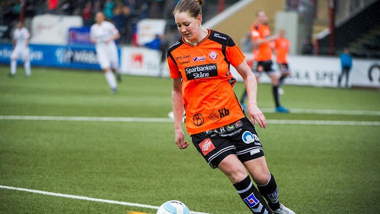 Kristianstads Mia Carlsson