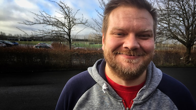 Niclas Almström, coach i Österlen BTK.