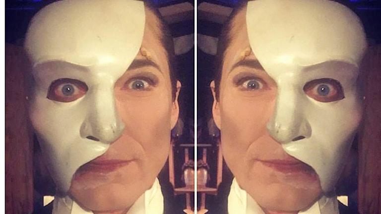 John Martin Bengtsson i Phantom of the Opera