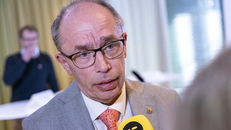 REGION SKÅNE CORONA PRESSKONFERENS