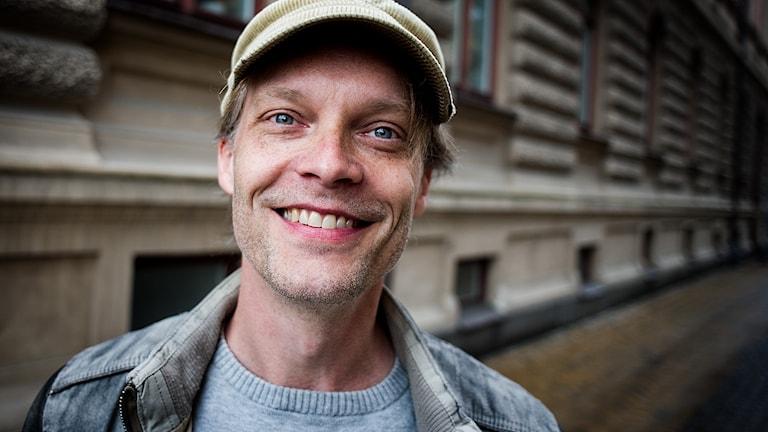 Lasse Berg.