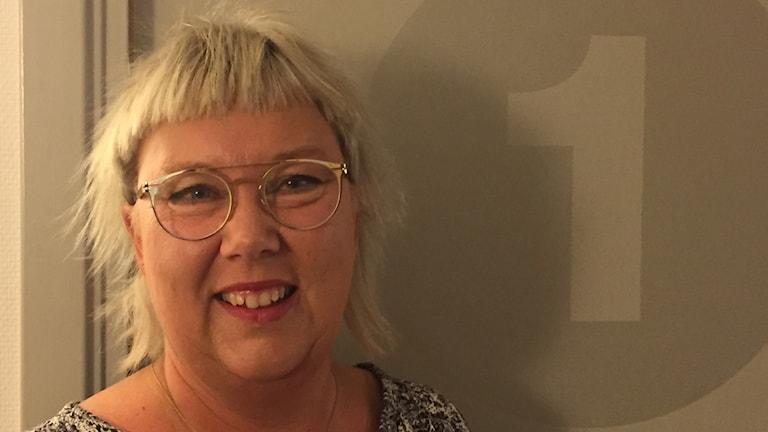 Susanne Persson Lundqvist har Sveriges bästa skratt.