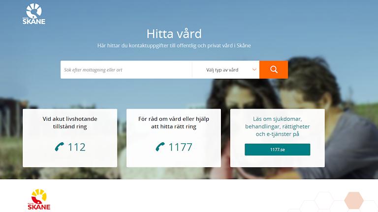 Region Skåne dröjer med lanseringen av sin nya sjukvårdsapp.