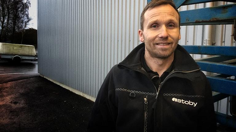 Anders Karlsson, tränare i Hässleholms IF.