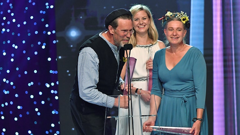 Mandelmanns gård vann tre priser under årets Kristallengala.