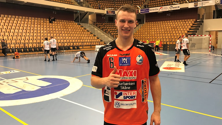 IFK Kristianstad Philip Henningsson