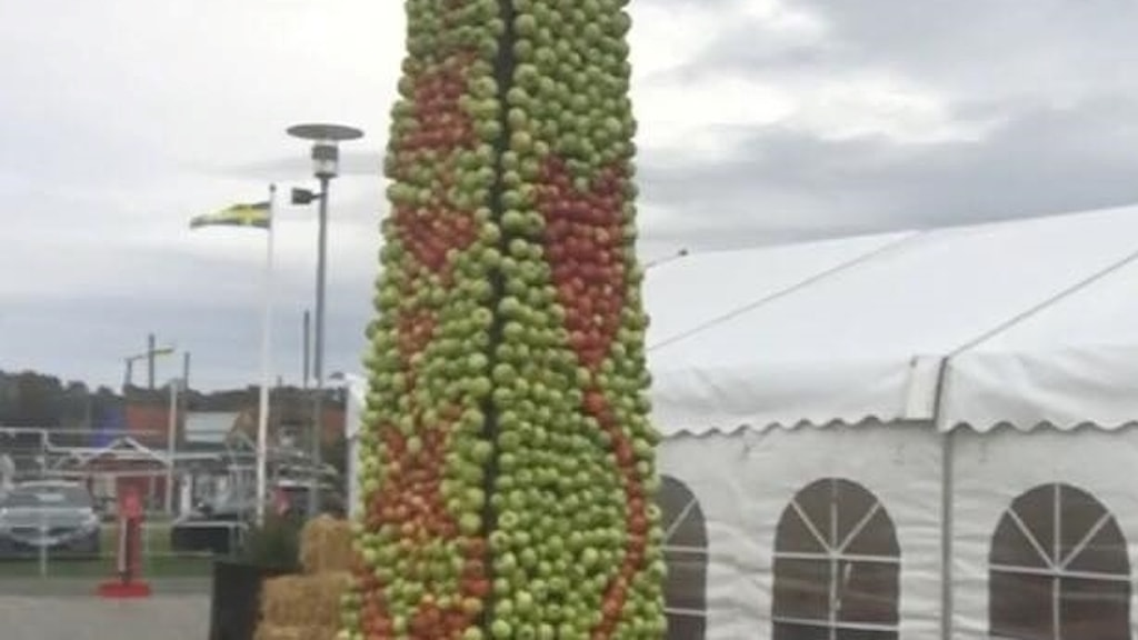 Äppelobelisk