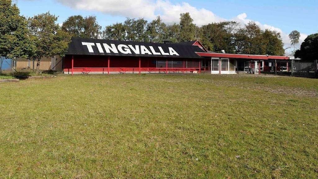 Nöjesstället Tingvalla utanför Tomelilla. Foto: privat.
