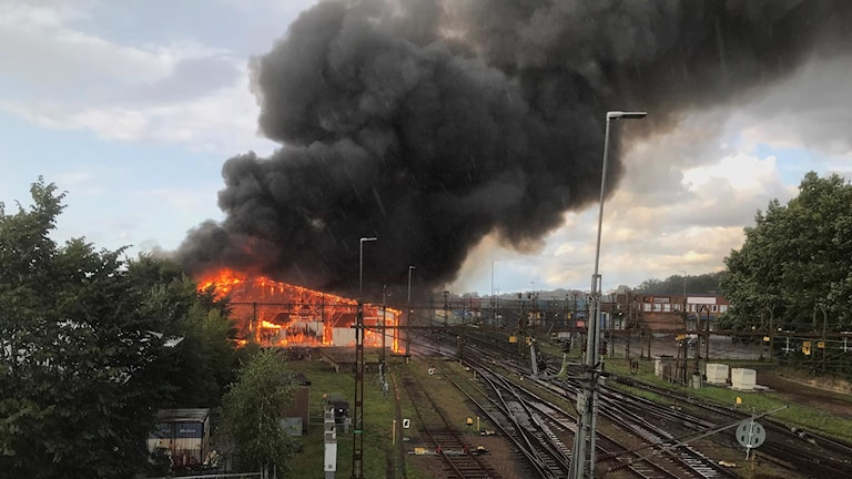 brand hässleholm