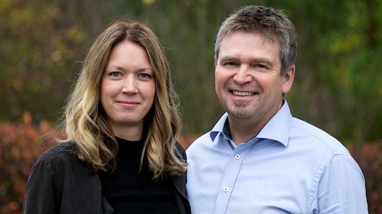 Linda Svensson Edevint och Björn Paulsson