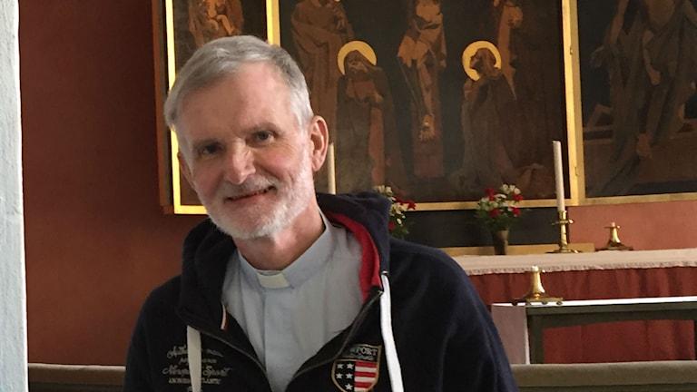 Anders O Johansson, kyrkoherde