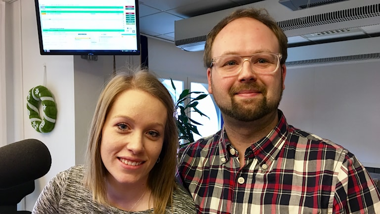 Cecilia och Mattias Stålhammar Stenbeck