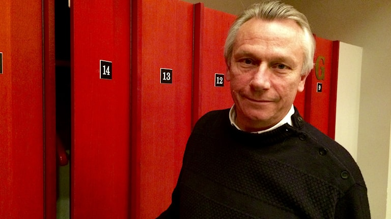 Hans_olof Tani, teknisk chef på Helsingborgs stadsteater