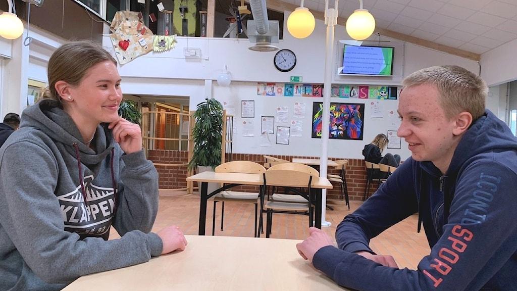 Björnekullaskolan i Åstorp.