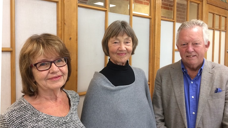 Karin Eberhardt Grönvall, Monika Olin Wikman och Dag Lundberg
