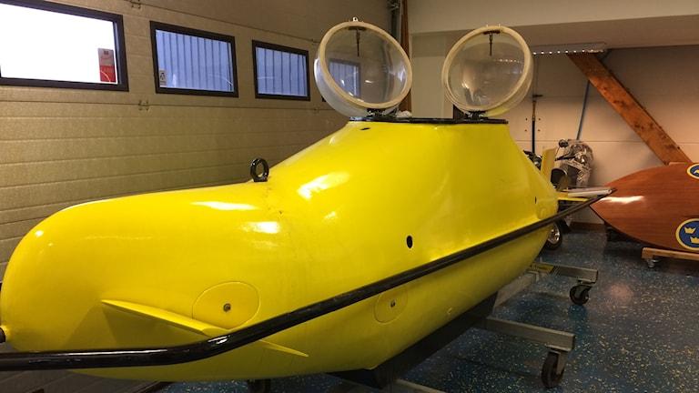 Gul ubåt