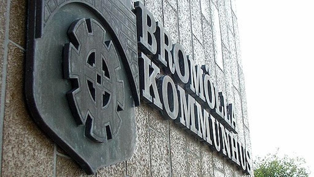 Bromölla kommun hade ett bra 2012