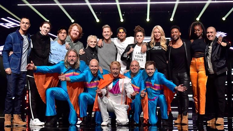 Melodifestivalen 2018 Final