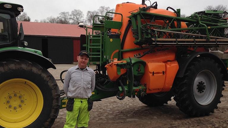 Lantbrukaren Håkan Svensson