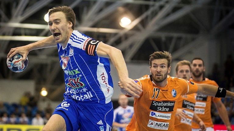 Mol Pick-Szeged möter IFK Kristianstad - handboll