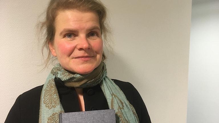 Gabi Louisedotter läste alla 400 dagböcker som samlades in förra året.