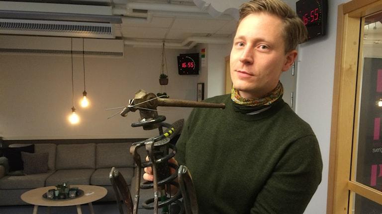 Niklas Fännick.