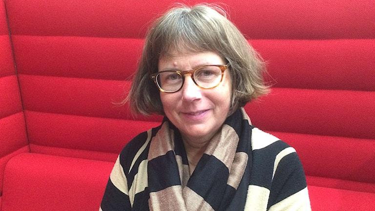 Elisabet Weber är länsarkitekt på Länsstyrelsen i Skåne län.